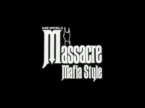 Massacre Mafia Style (1974) Trailer