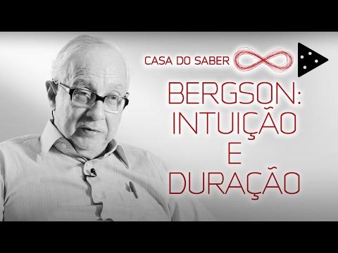 HENRI BERGSON: INTUIÇÃO E DURAÇÃO | FRANKLIN LEOPOLDO E SILVA