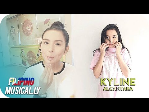 ✔Kyline Alcantara Best Musical.ly Compilation