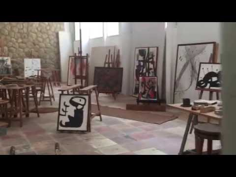 MIRÓ | Sense of Place | THE SERT STUDIO | Joan Miró Atelier |
