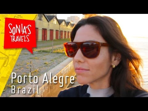 Travel Brazil: Amazing Porto Alegre