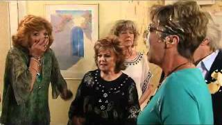 Corrie clip - Gail pies Deirdre