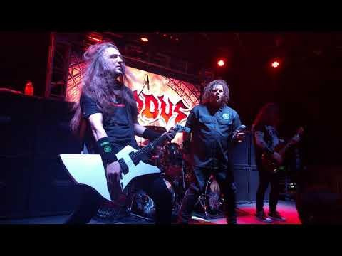 Exodus (Metro Music Hall, Salt Lake City, UT)