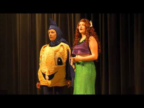 East Liverpool High School Thespian Group 319 presents Little Mermaid
