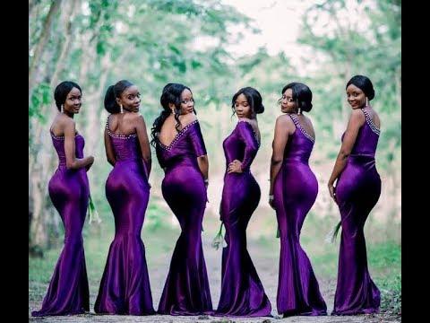 37bdd1063c3 African Bridesmaid Dresses 2019