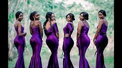 African Bridesmaid Dresses 2019, Volume 2 #100 Plus Super Cute Styles #Fashion Gallery