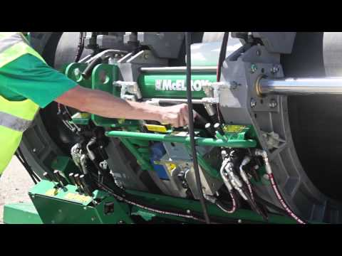 How to Fuse Large Diameter Polyethylene Pipes with McElroy Fusion Machines
