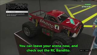 How to add a Sad Trombone horn to the RC Bandito