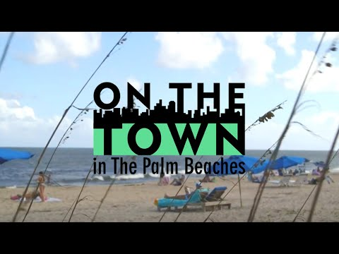 On the Town in The Palm Beaches: Boynton Beach