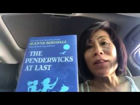 Book Talk//THE PENDERWICKS AT LAST by Jeanne Birdsall