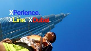 Poppy Gee Explores | XLine Dubai - Zipline Experience