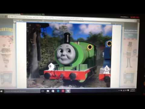 My Percy voice from Thomas and the magic railroad