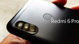 Redmi 6 Pro Black (3GB+32GB) Unboxing | eDrive |