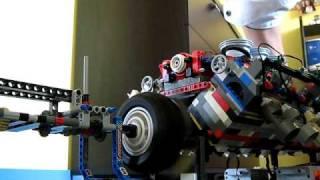 moteur V10  Lego