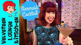 Cocktail Recipe with Pisco: Fire Eating Mermaid