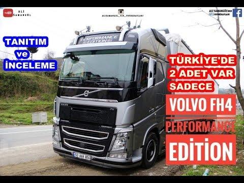 VOLVO PERFORMANCE EDİTİON / TANITIM VE İNCELEME