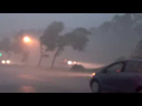 DAMAGING WINDSTORM - MINNEAPOLIS 6-21-2013