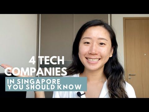 4 Tech Companies in Singapore You Should Know 🇸🇬   Tech in Asia