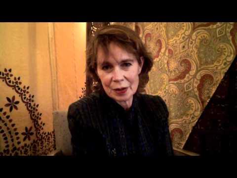 Celia Imrie interview - Cheltenham Literature Festival 2011
