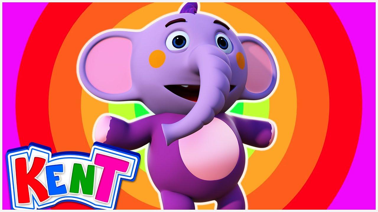 Ek Chota Kent English | The Color Song | World of Colors + More Nursery Rhymes & Kids Songs