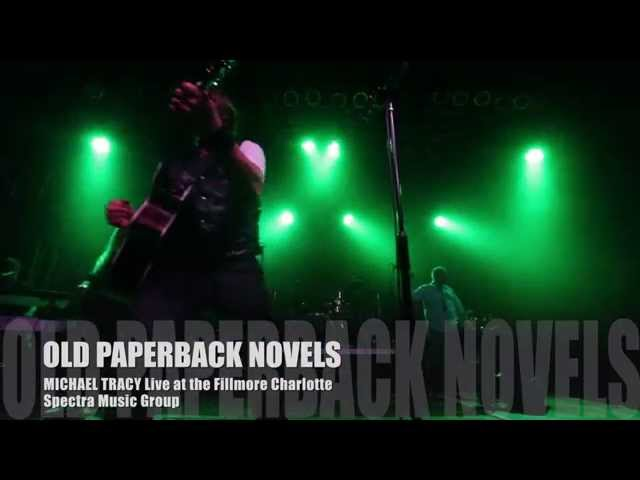 """Old Paperback Novels"" Live @ The Fillmore"