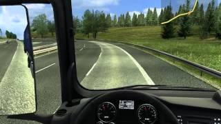 German Truck Simulator Gameplay
