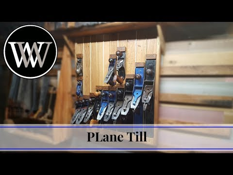 steps to assist with making an airplane till for Hand Tool area | Woodworking Shop venture