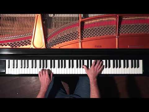 Schubert Impromptu Op.90 No.1 (TAKE 2) - P. Barton FEURICH HP piano