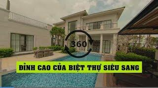 Biệt thự mẫu Swan Bay 600m2 đảo Đại Phước, Nhơn Trạch - Land Go 360 ✔