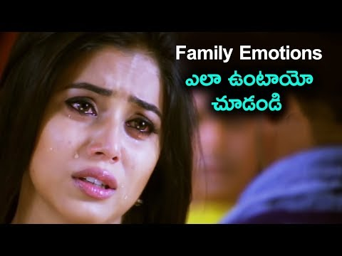 Family Emotionsఎలా ఉంటాయో చూడండి | Best Sentiment Scenes | Movie Time Cinema