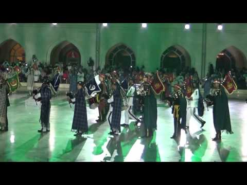Military Music Oman 2015, Massed Pipes & Drums