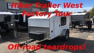 Hiker Trailer West Factory Tour