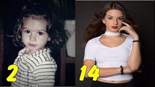 Il Collegio 2 | Michelle Cavallaro | Trasformazioni da 1 a 14 anni!
