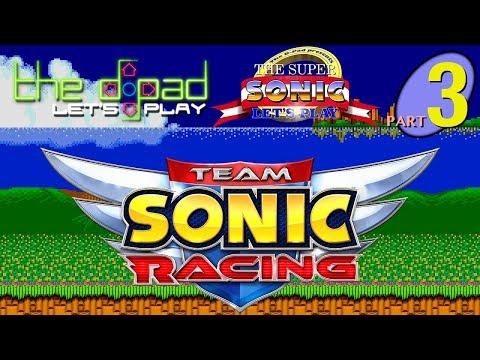 u0022Shift the Driftu0022 - PART 3 - Team Sonic Racing