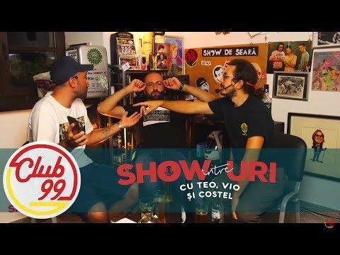 Podcast #202 | Ia-ma in brate si baga-ma in spectacol | Intre showuri cu Teo Vio si Costel