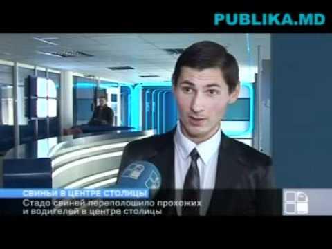 Спартак на выезде в Кишинёве