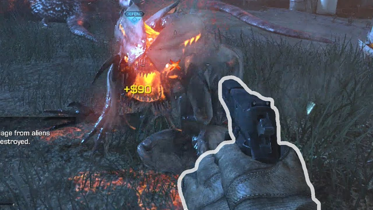 Call of duty ghosts extinction maps