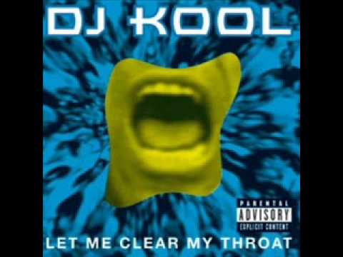 DJ Kool - Let me Clear my Throat