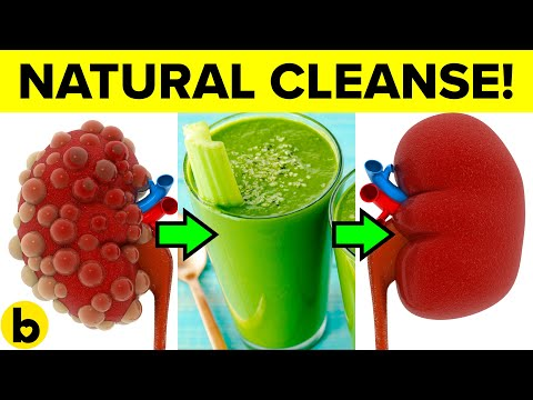 4 Ways to Do a Natural Kidney Cleanse at Home