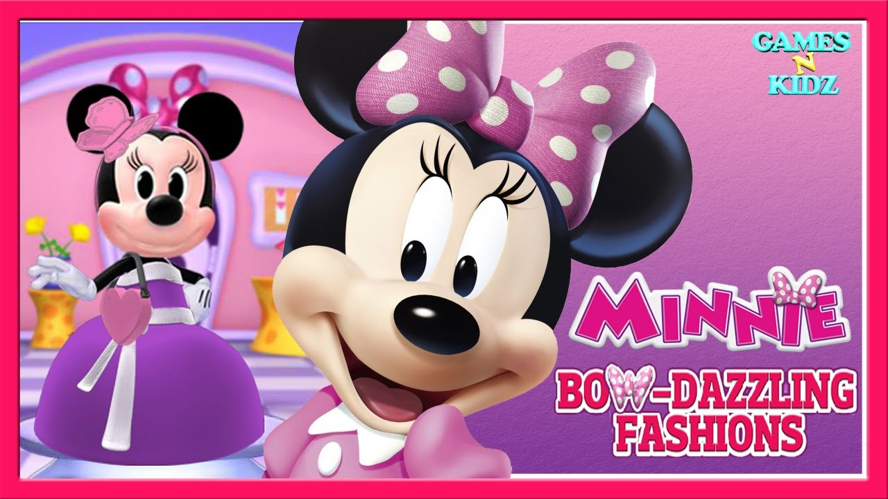 Minnie Mouse Mickey Mouse Clubhouse Dress Up Fashion