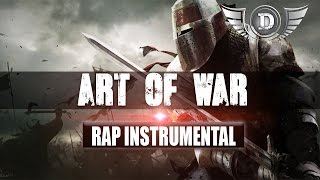 Epic Battle Aggressive Orchestral RAP Beat Instrumental - Art of War