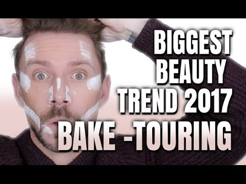BIGGEST MAKEUP TREND 2017! BAKE-TOURING!!!! WTF!
