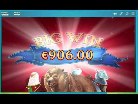 213 - BIG WIN! Wild Nords Slot Game Online Casinos - #casino #slot #onlineslot #казино