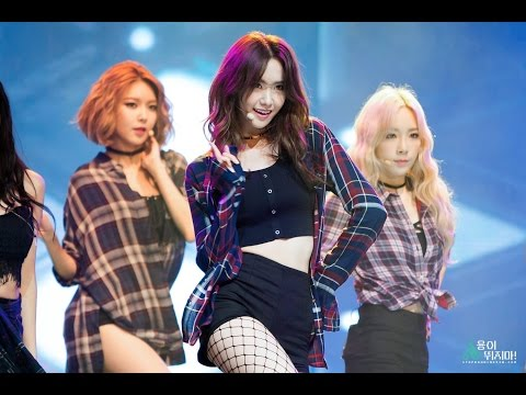 [HD Fancam] 2015.08.31 You Think - Girls' Generation Tencent K-pop Live Music (Yoona focus)