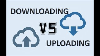 Computer Fundamentals - D๐wnloading and Uploading - What is Upload and Download - How to on Chrome