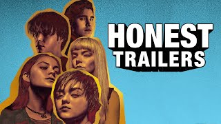 Honest Trailers | The New Mutants