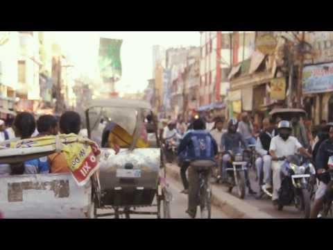 'New Delhi Nuttah' ft Delhi Sultanate- Nucleya (Varanasi Rickshaw)