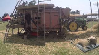 Horowhenua Vintage Machinery Levin 2015