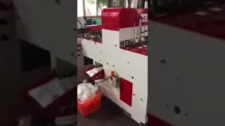VELOSS1000T - T-Shirt Bag Making Machine