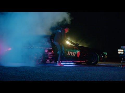 LIGHTS, CAMERA, DRIFT!! (MSI Drift BTS 2)